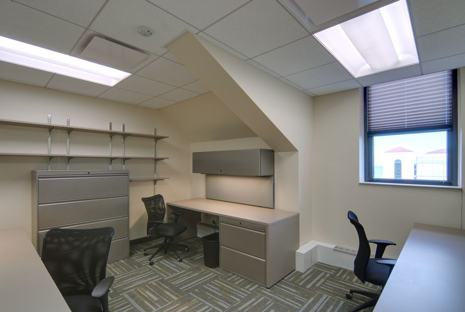 Cudahy Science Hall Chicago IL Commercial Residential Architecture Firm In