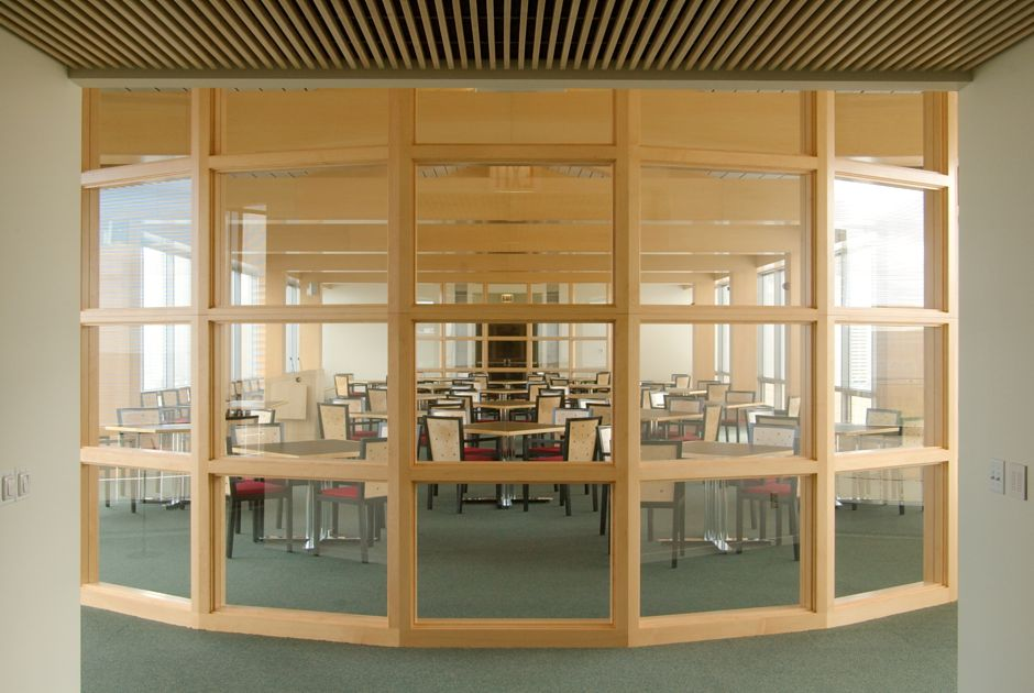 Loyola Information Commons 4th Floor Chicago IL Commercial Residential Architecture Firm In