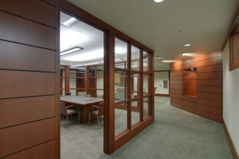 BHMS Architects-Loyola University Law School-Chicago, Illinois